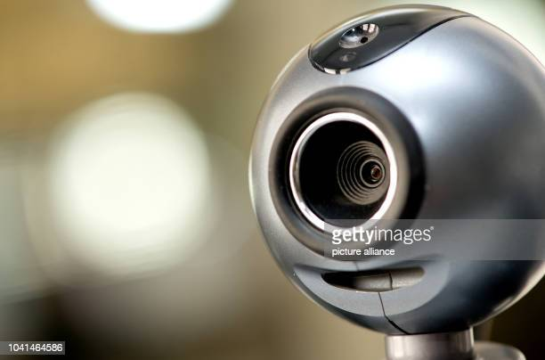 ILLUSTRATION An illustration shows a webcam in Berlin Germany 28 February 2014 Accodring to a report in the Guardian newspaper the Government...