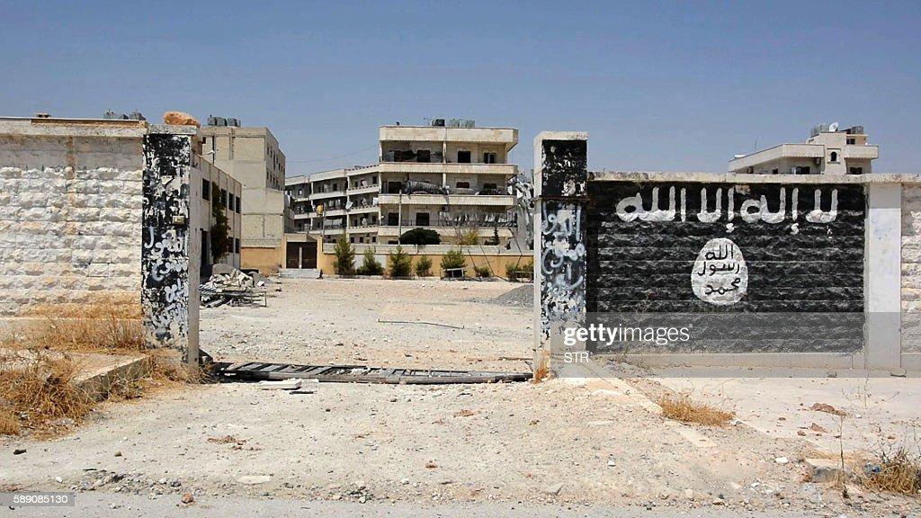 SYRIA-CONFLICT-MANBIJ : News Photo