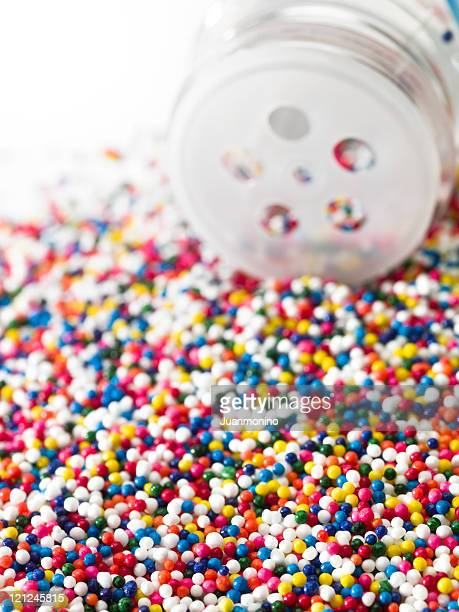 An image of a colorful sprinkles