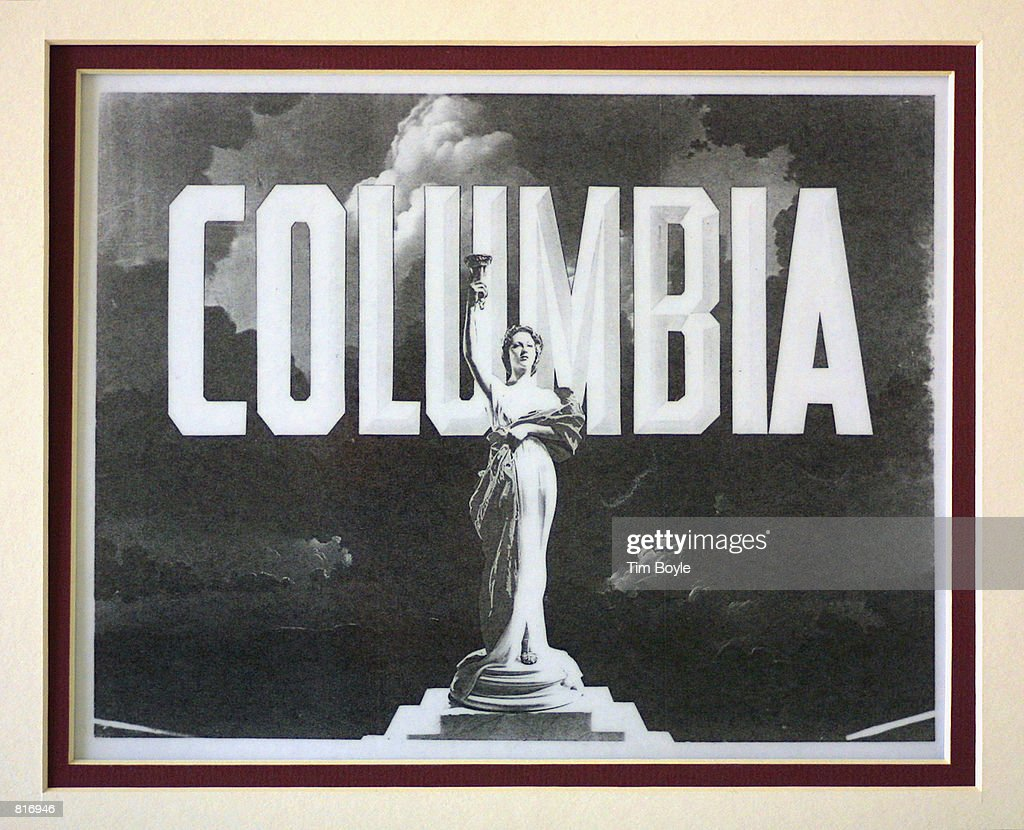 Jane Bartholomew Possible Model for Columbia Pictures'' Miss Liberty Logo : News Photo