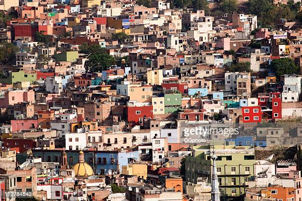 An image of the colorful town of Guanajuato, Mexico