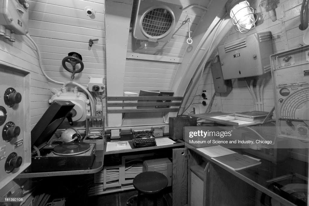 Image result for german submarine radio equipment
