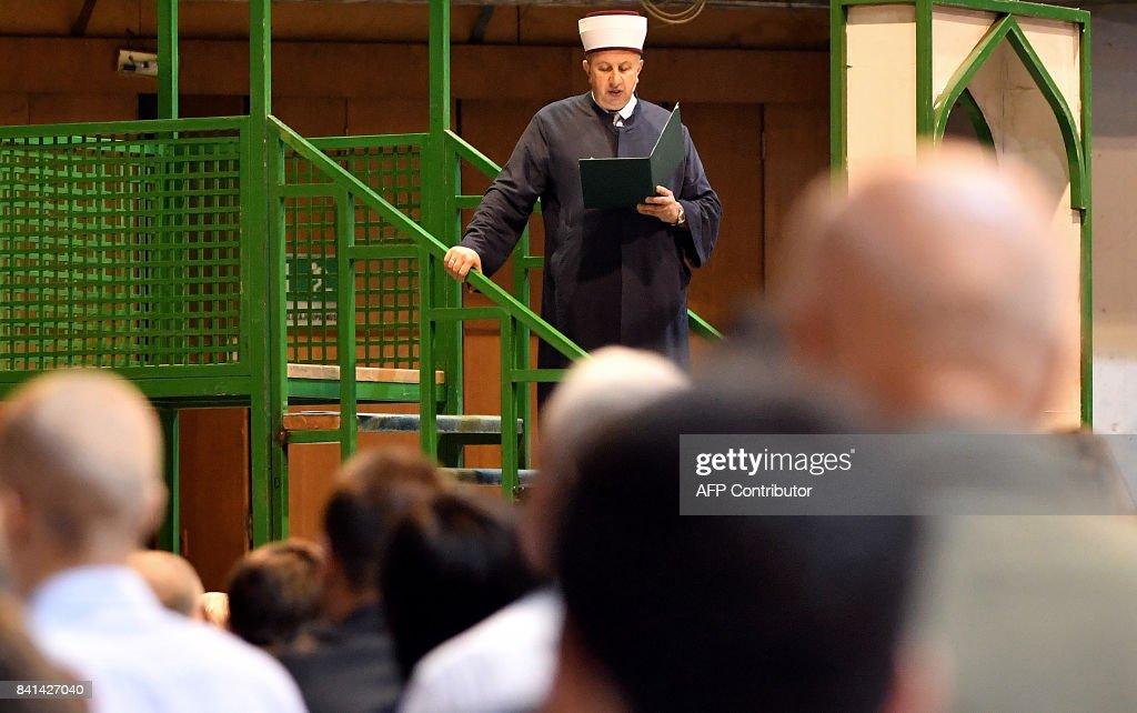 BOSNIA-RELIGION-ISLAM-EID : News Photo