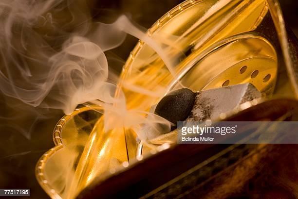 an incense burner burning fragrant incense.. jumeria, dubai, united arab emirates - tradition stock pictures, royalty-free photos & images
