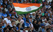 an india fan during royal london