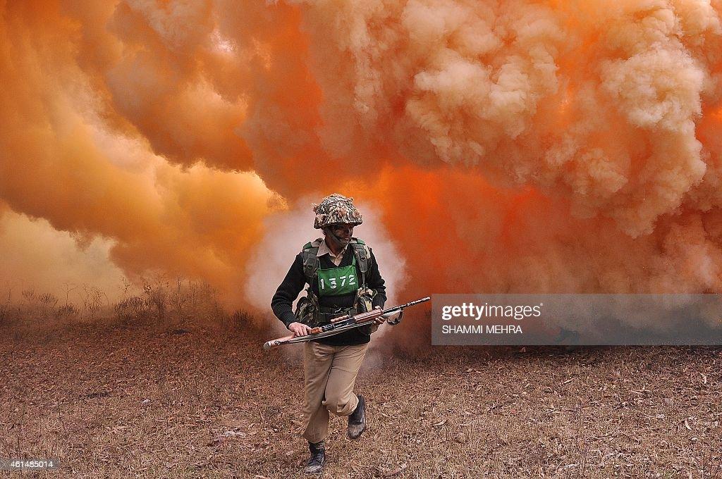 INDIA-DEFENCE-BSF-TRAINING : News Photo