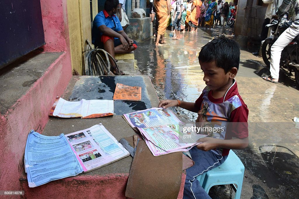 INDIA-FLOOD : News Photo