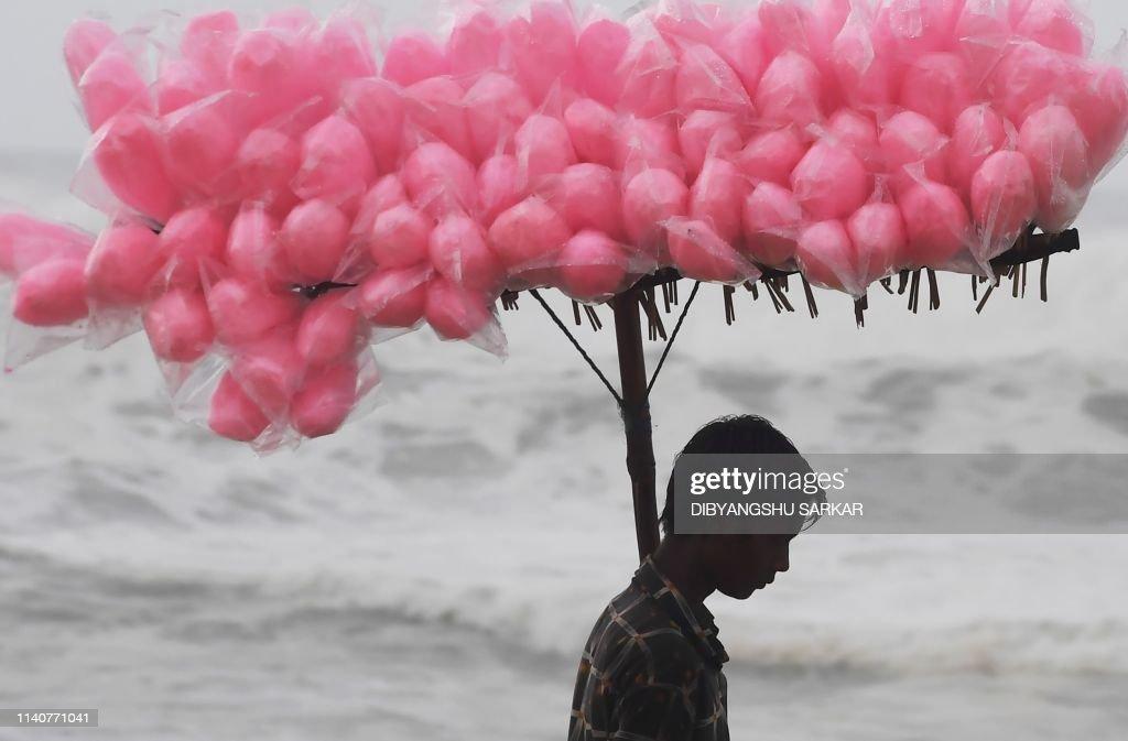 INDIA-WEATHER-FANI-CYCLONE : Foto jornalística