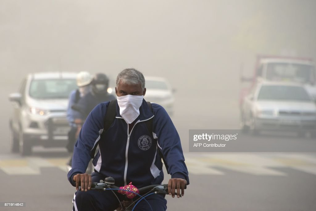 INDIA-POLLUTION-HEALTH : Fotografia de notícias