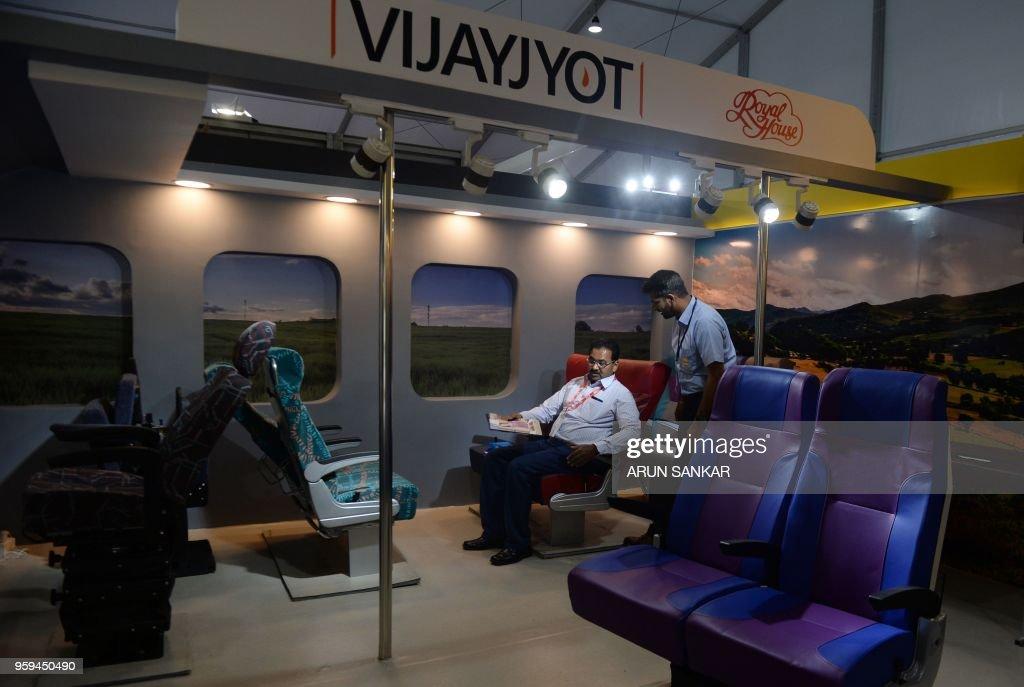 India Economy Transport Railway News Photo