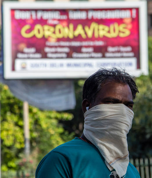 IND: India Imposes Nationwide Lockdown To Contain The Coronavirus Pandemic