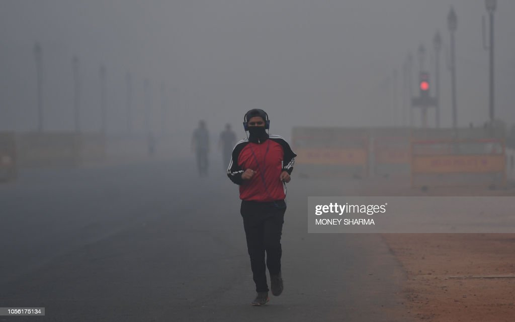 INDIA-ENVIRONMENT-POLLUTION : News Photo