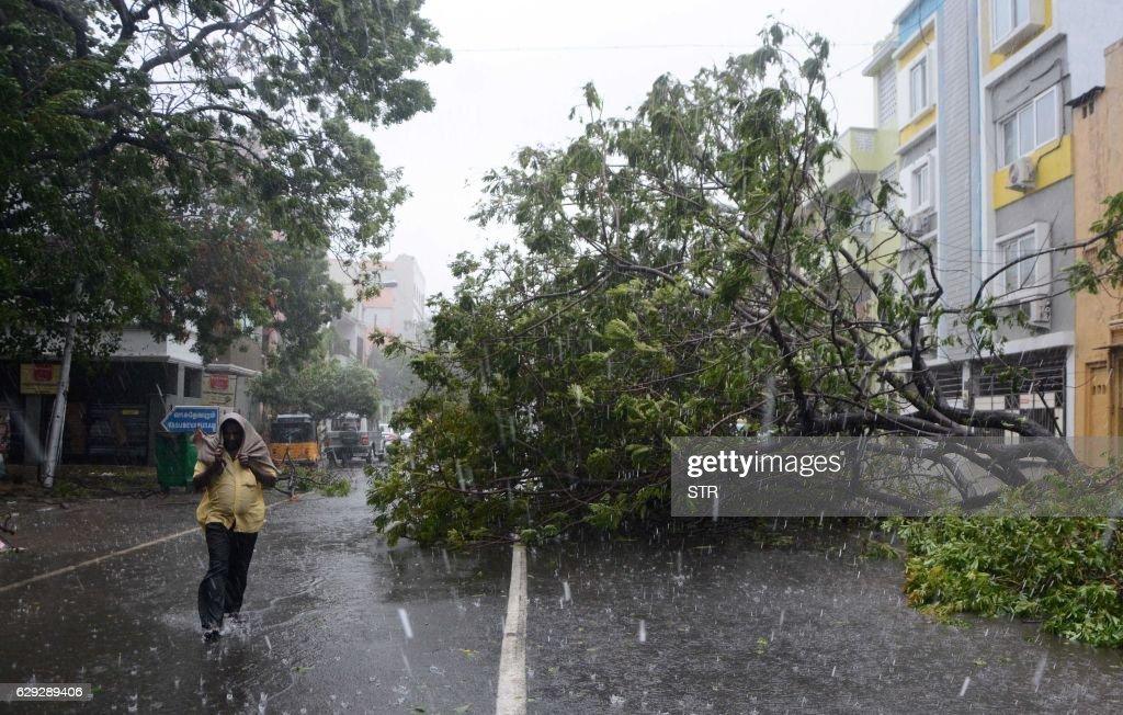 INDIA-WEATHER-CYCLONE : Nachrichtenfoto