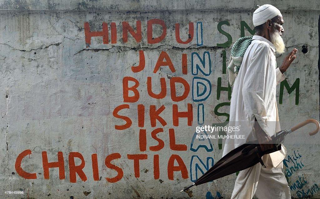 INDIA-RELIGION-SOCIETY : News Photo