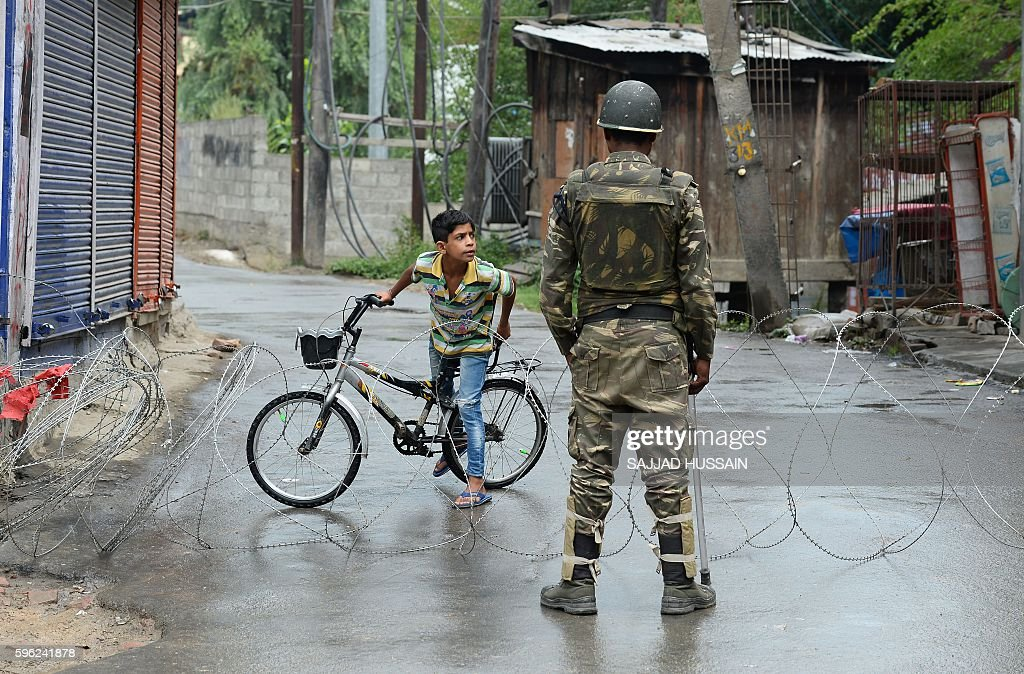 INDIA-KASHMIR-UNREST : News Photo