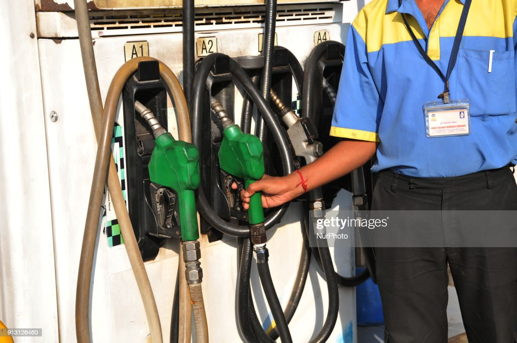 Diesel Prices Highest Since 2014 in India : News Photo