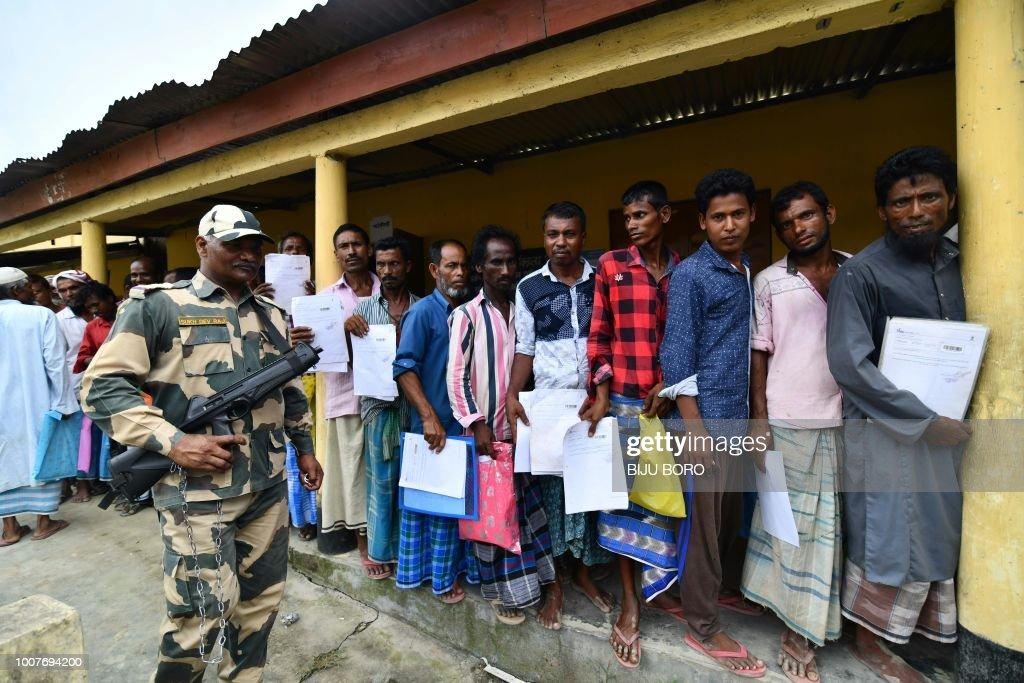 INDIA-POLITCS-RIGHTS : News Photo