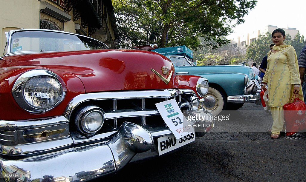 Bombay Vintage Classic Car Rally Photos and Images | Getty Images
