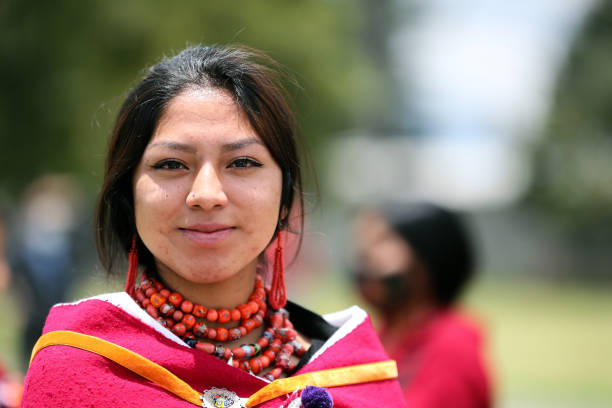 ECU: Kulla Raymi Celebration in Ecuador