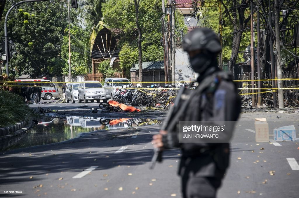 INDONESIA-ATTACKS : News Photo