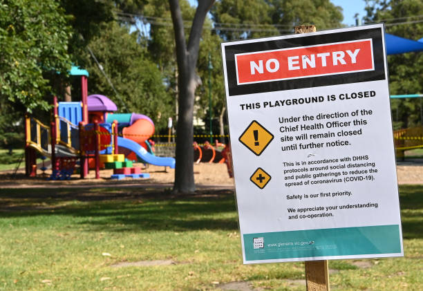 AUS: Australians Adjust To Daily Life With Tough Restrictions During Coronavirus Crisis