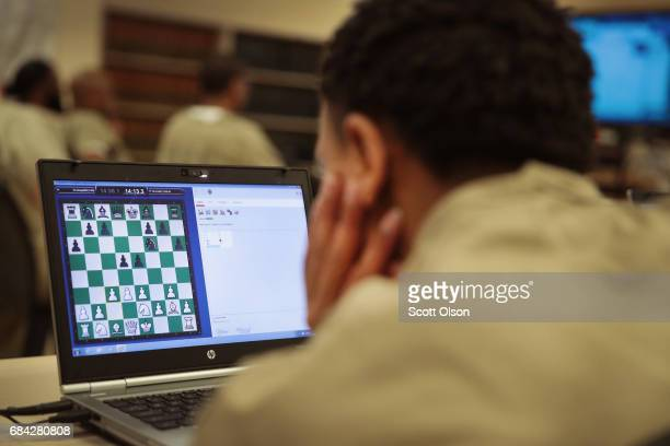 17 Cook County Inmates Take Part In Online Chess Tournament