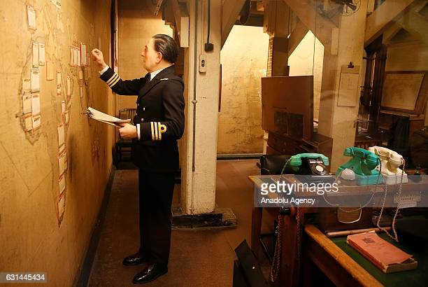 The Churchill War Rooms Stock Photos and Pictures | Getty Images