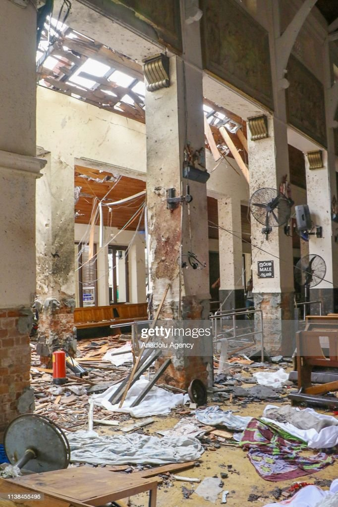 LKA: Multiple Explosions Hit Sri Lanka's Capital On Easter
