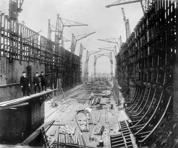 Scottish Shipbuilding Wall Art