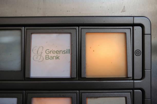 DEU: Greensill Bank AG Offices as German Regulator Takes Probe Oversight