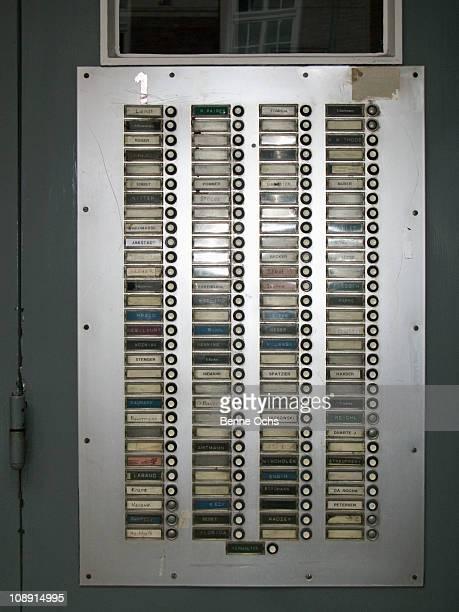 An intercom system