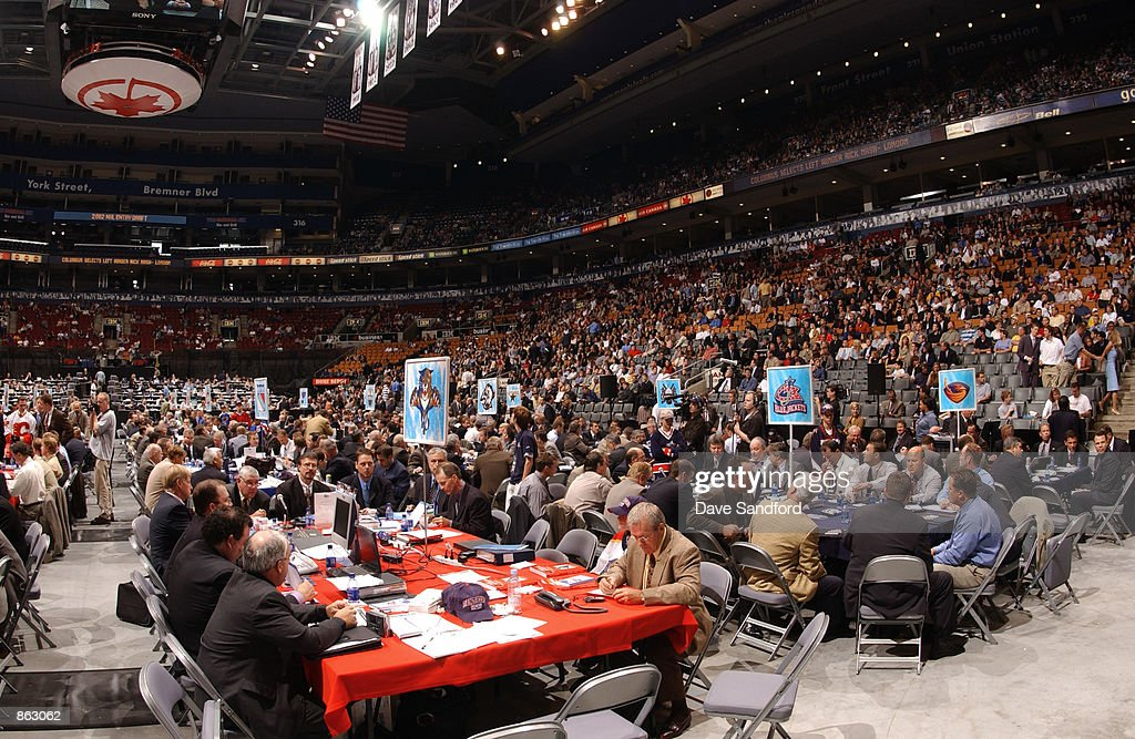 NHL Entry Draft : News Photo