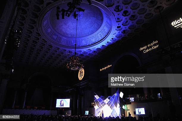 An interior view at IFP's 26th Annual Gotham Independent Film Awards at Cipriani Wall Street on November 28 2016 in New York City