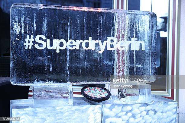 hot sale online 76f98 859d3 17 Superdry Store Opens In Berlin Pictures, Photos & Images ...