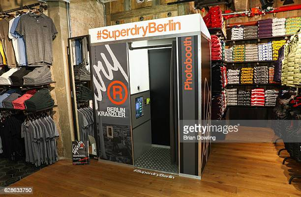 premium selection 7e4d5 97367 Superdry Store Opens In Berlin Premium Pictures, Photos ...