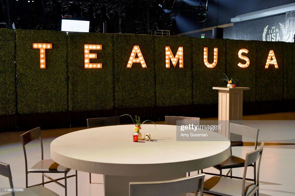 2019 Team USA Awards - Red Carpet : News Photo