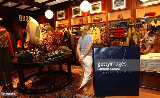 miglior prezzo per taglia 7 La migliore vendita del 2019 Ralph Lauren Store Launch Party Stock Pictures, Royalty-free ...