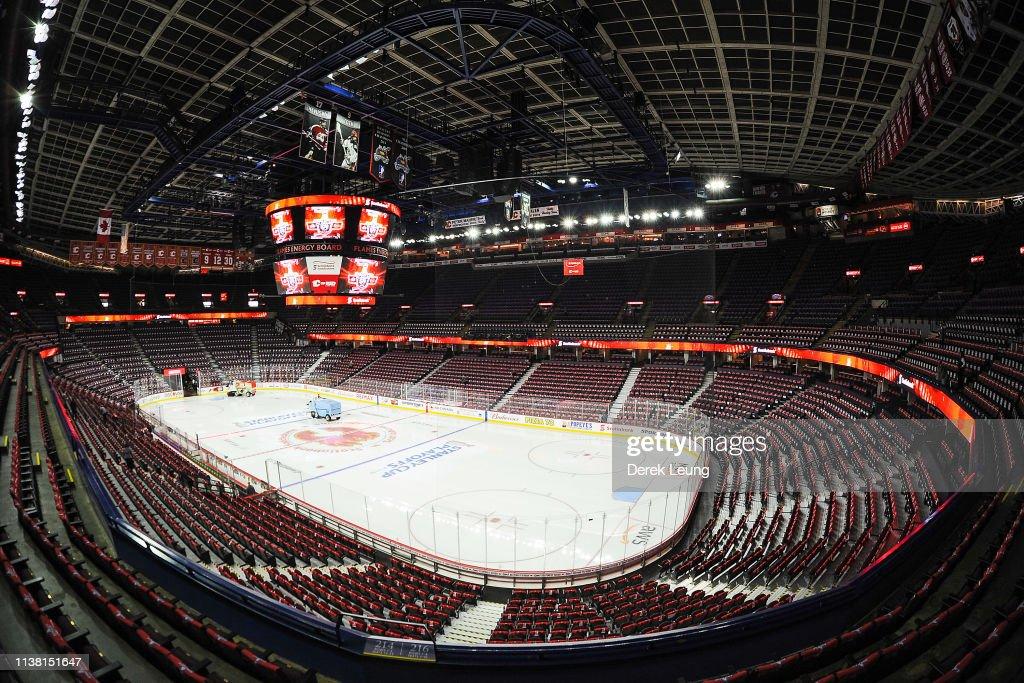 CAN: Colorado Avalanche v Calgary Flames - Game Five