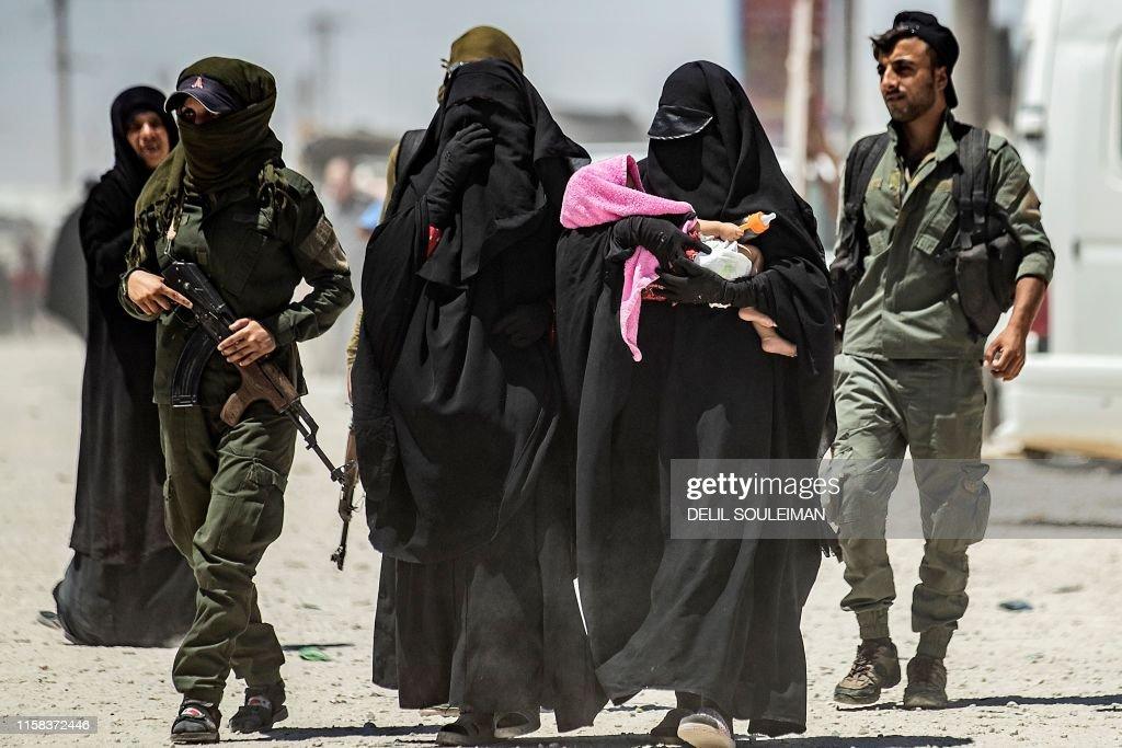SYRIA-CONFLICT-CAMP : Nachrichtenfoto