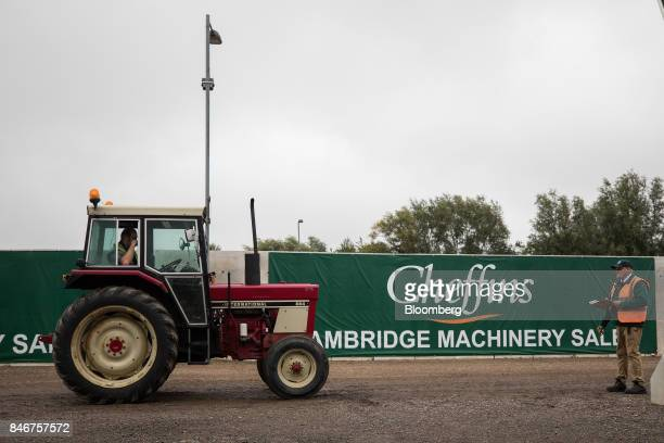 46 Cheffins Cambridge Machinery Sales Farm Equipment Auction