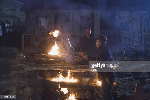 HEROES An Invisible Thread Episode 325 Airdate Pictured Milo Ventimiglia as Peter Petrelli Hayden Panettiere as Claire Bennet Jack Coleman as HRG...