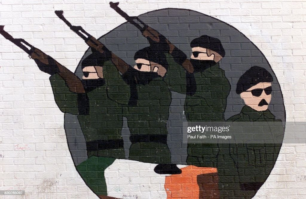 Ira Wall Mural Pictures Getty Images