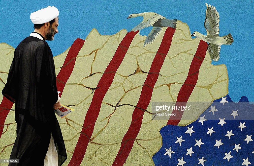 Iranians Commemorate The 25th Anniversary Of The Islamic Revolution : News Photo