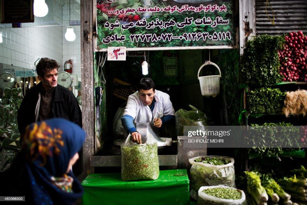 IRAN-SOCIETY-DAILY LIFE : News Photo