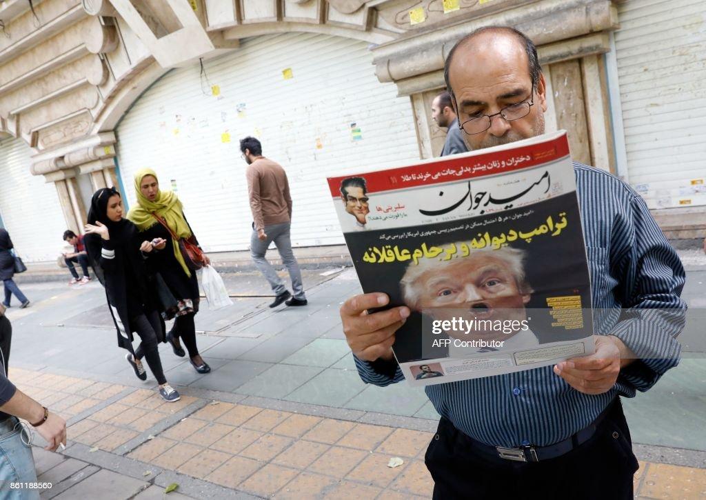 IRAN-US-NUCLEAR-DIPLOMACY : News Photo