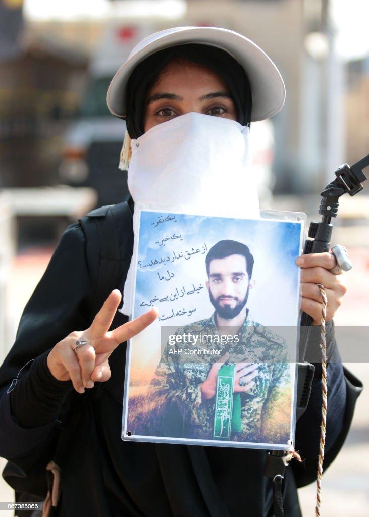 IRAQ-RELIGION-ISLAM-SHIITE-ARBAEEN : Foto jornalística
