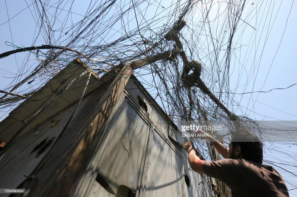 IRAQ-ENERGY-ELECTRICITY-POLITICS-ECONOMY : Nieuwsfoto's