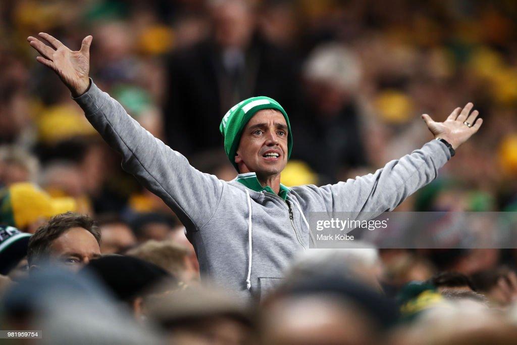Australia v Ireland - 3rd Test : News Photo