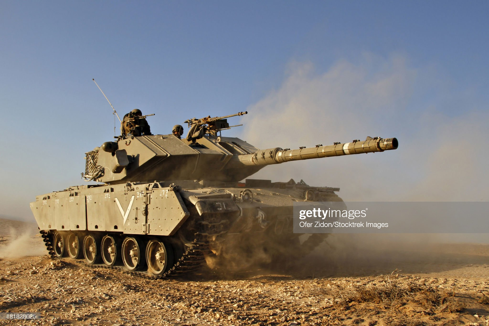 https://media.gettyimages.com/photos/an-israel-defense-force-magach-7-main-battle-tank-during-an-exercise-picture-id181828625?s=2048x2048