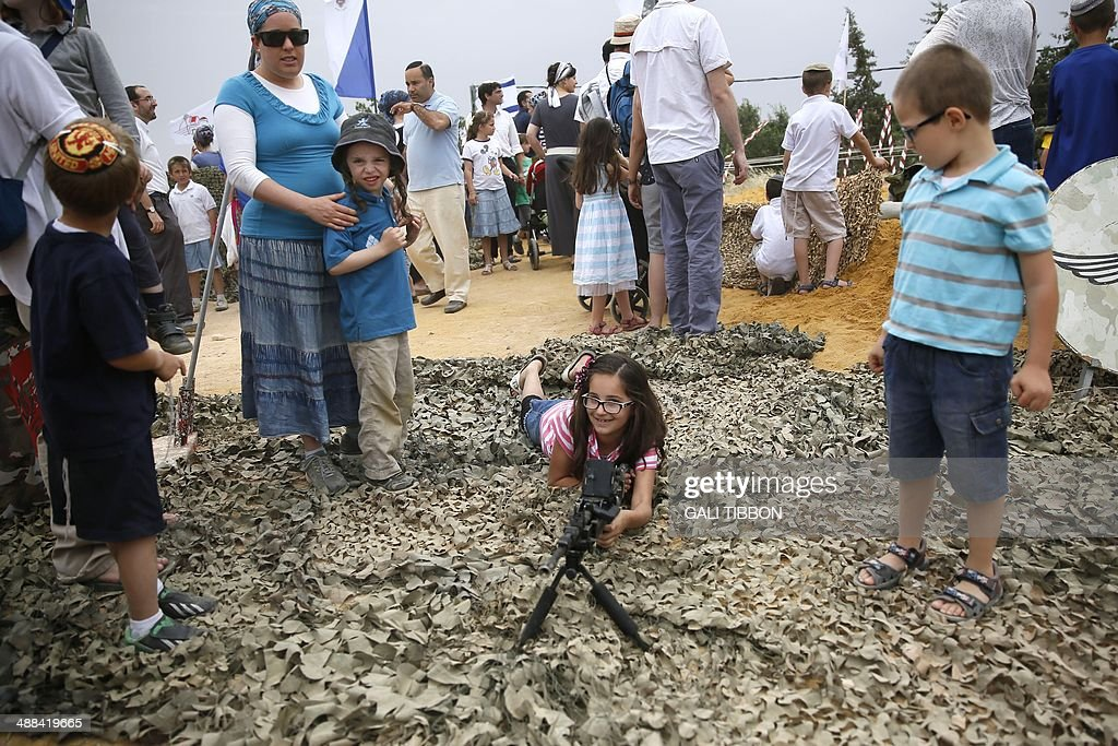 ISRAEL-66 YEARS-INDEPENDENCE DAY : News Photo